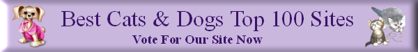 Best Cats & Dogs Top 100 Sites